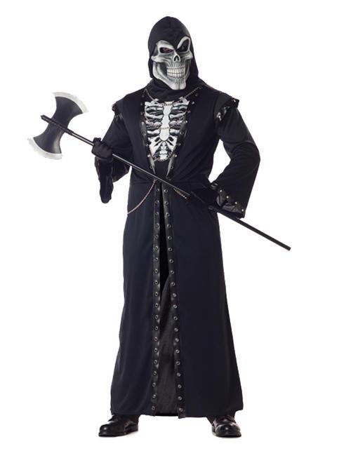 Men's Crypt Master Costume