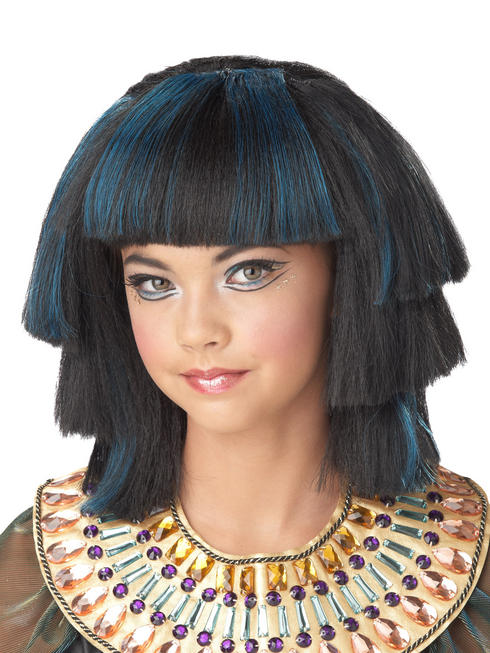 Ladies Egyptian Stepped Layers Wig