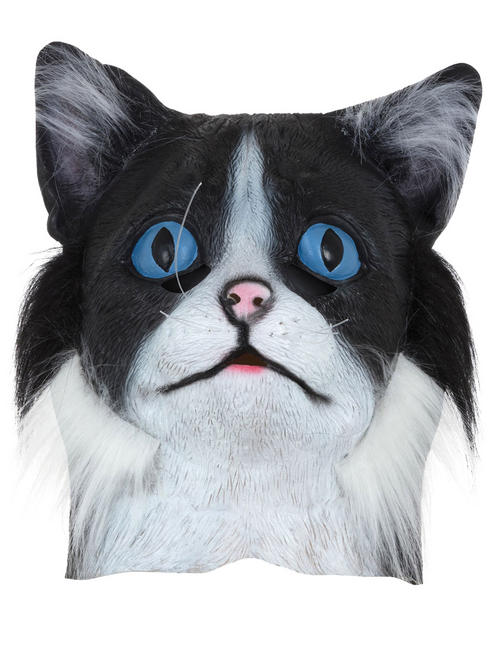Adult's Zombie Cat Mask