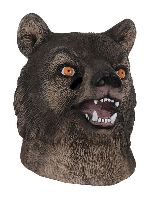 Adult's Zombie Bear Mask