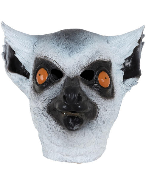 Adult's Zombie Lemur Mask