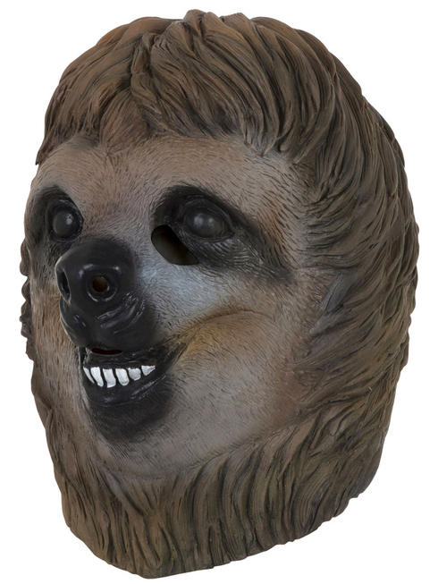 Adult's Zombie Sloth Mask