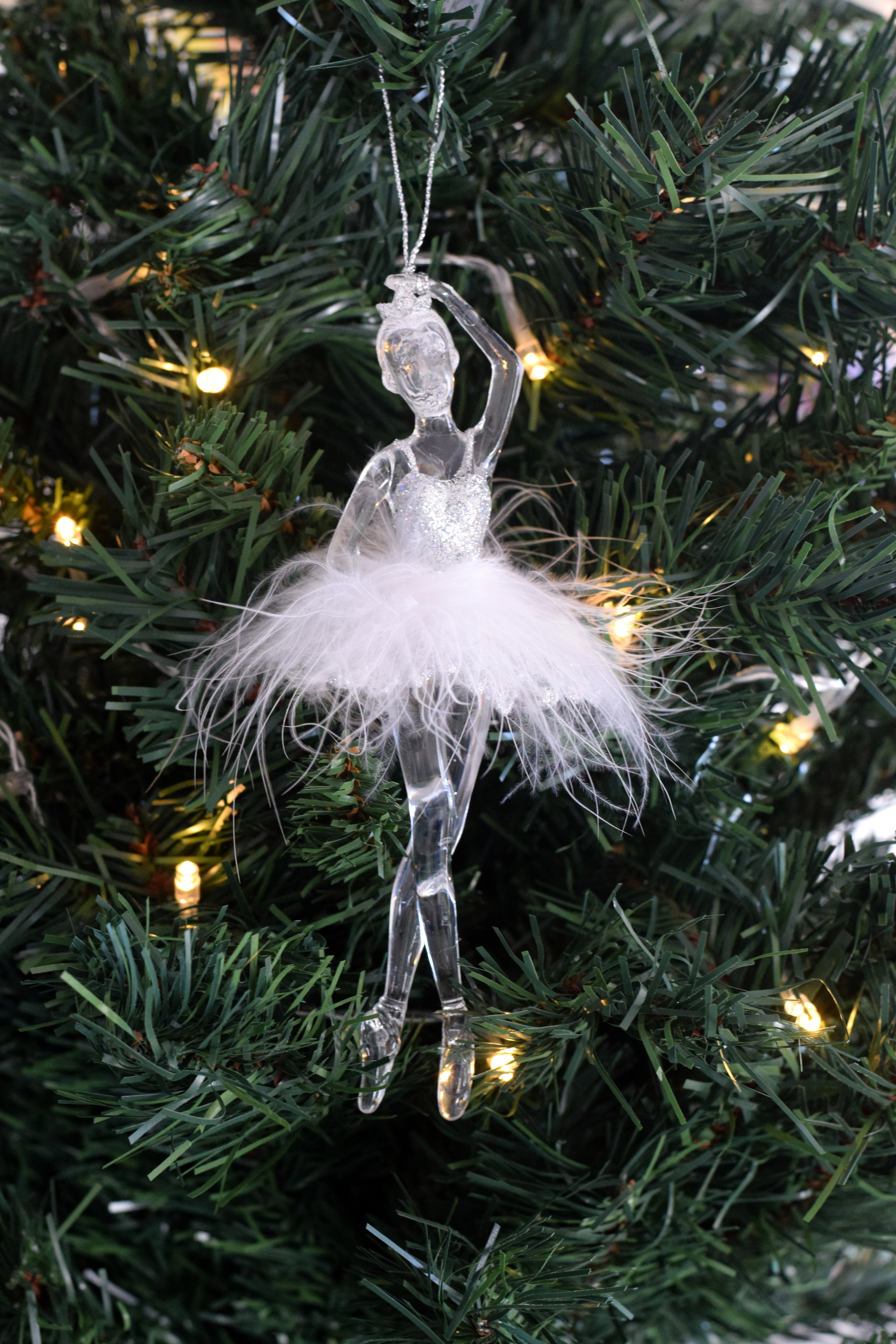 Fairy In Hanging Glass