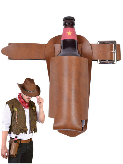 Cowboy Bottle Holster
