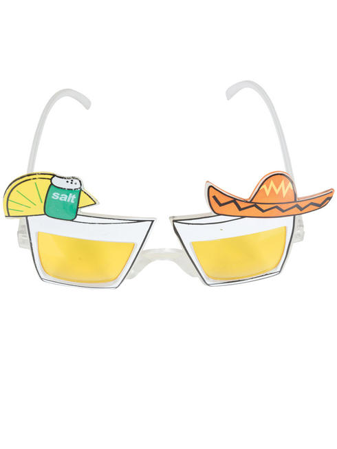 Adult's Tequila Novelty Glasses