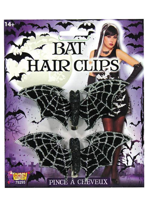 Ladies Bat Hair Clips