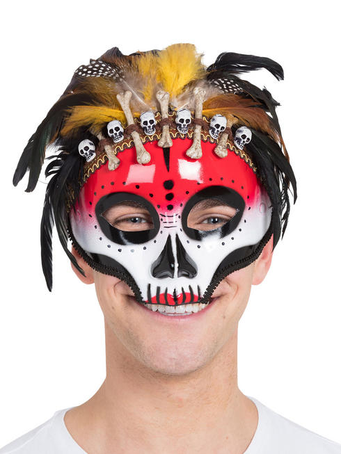 Adult's Voodoo Mask