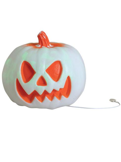 Halloween Pumpkin Lantern Prop