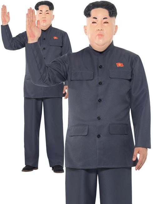 Men's Dictator Costume