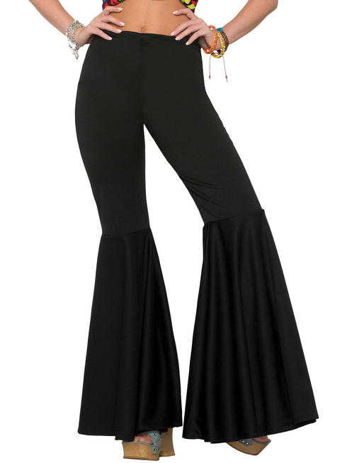 Ladies Bell Bottom Trousers