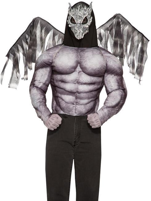 Mens Gargoyle Costume