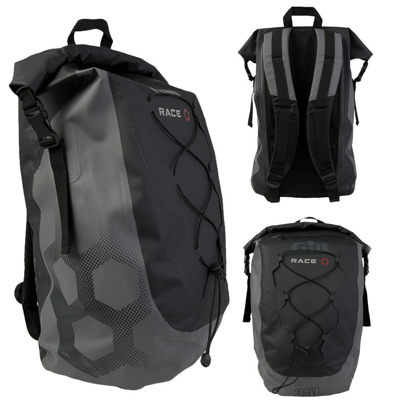 Gill Race Team Dry Backpack 35L