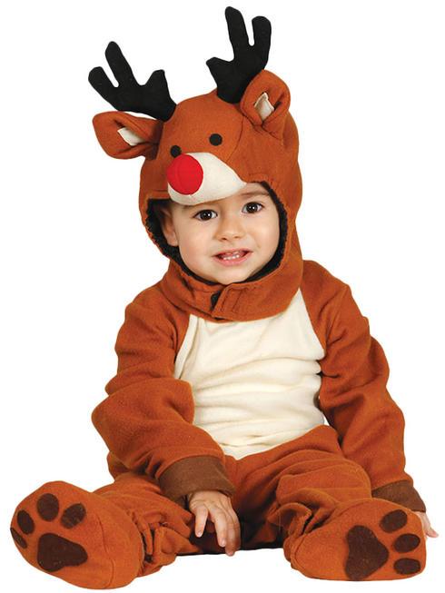 Child's Toddler Reindeer Costume