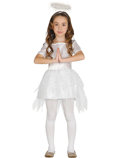 Girl's Angel Fairy Costume