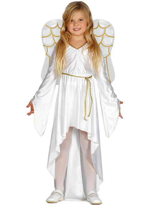 Girl's Nativity Angel Costume