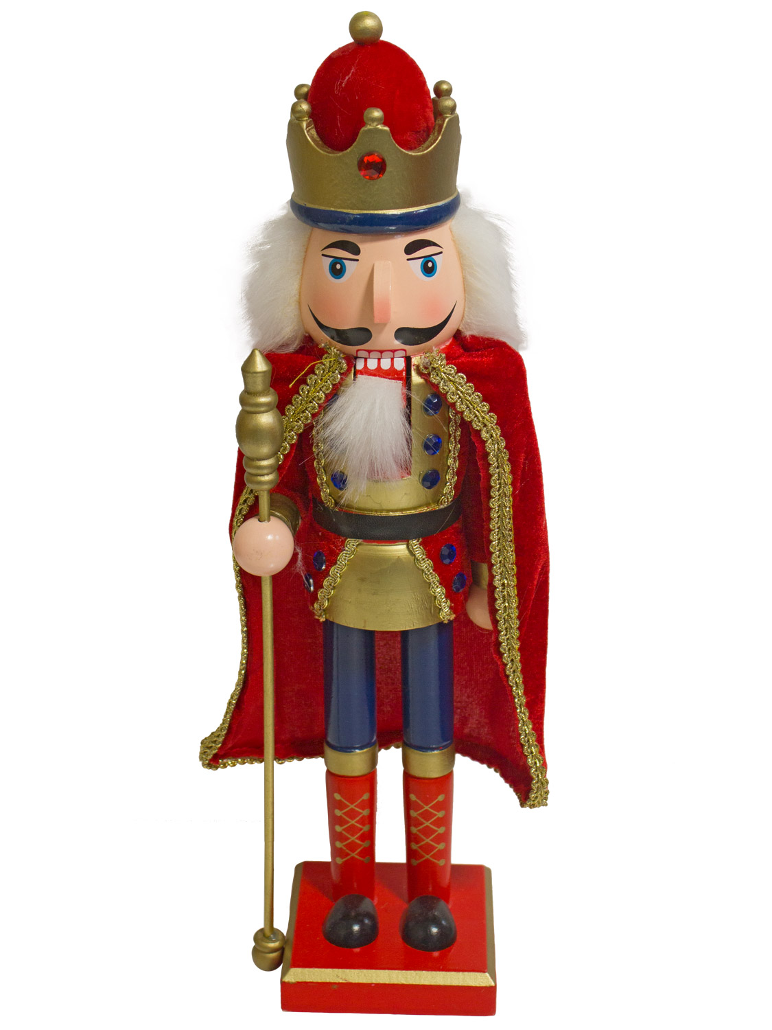 how to make a nutcracker soldier