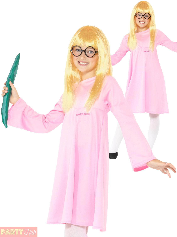 Kids-Roald-Dahl-Fancy-Dress-Up-Costume-World-Book-Day-Week-Boys-Girls-Childrens