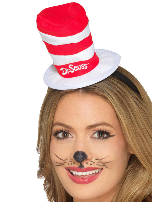 Adult's Dr Seuss Cat In The Hat