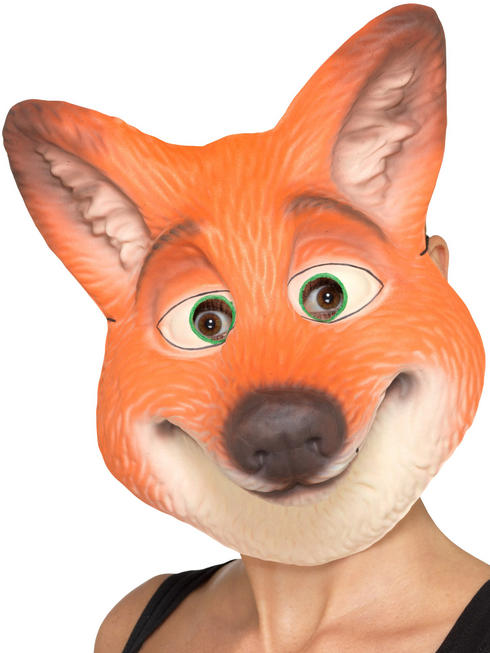 Adult's Fox Mask
