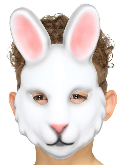 Child's Rabbit Animal Mask