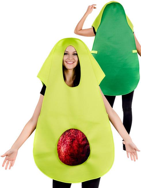 Adult's Avocado Costume