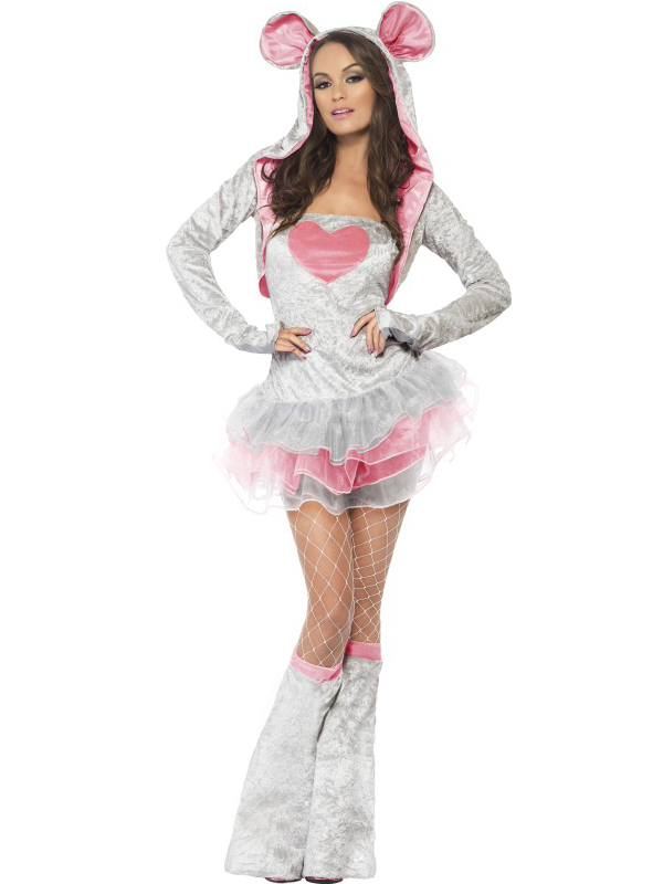 Las Fever Y Animal Fancy Dress Costumes Womens