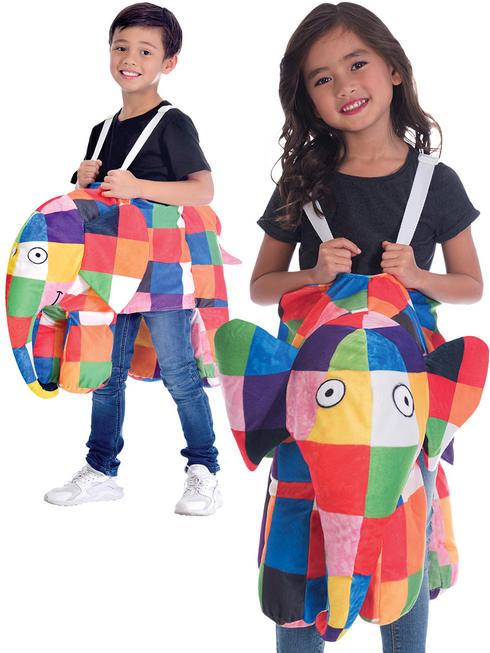 Child's Elmer Ride On Costume