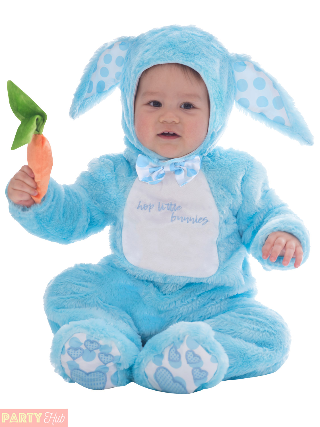 Baby-Toddler-Bunny-Rabbit-Costume-Boys-Girls-Animal-  sc 1 st  eBay : girls rabbit costume  - Germanpascual.Com