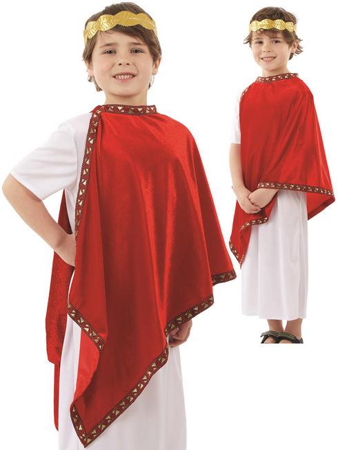 Boy's Roman Costume