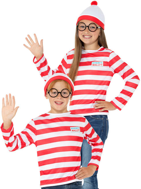 Child's Where's Wally? Instant Kit