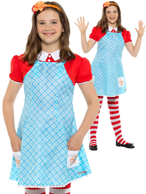 Girl's Famous Five Anne Costume