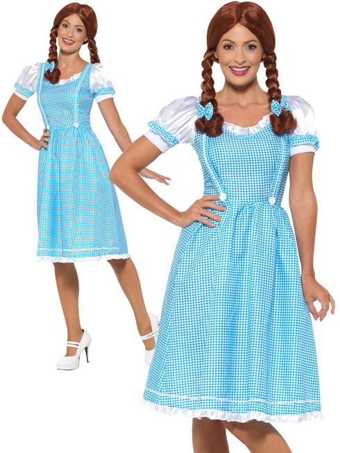 Ladies Kansas Country Girl Costume