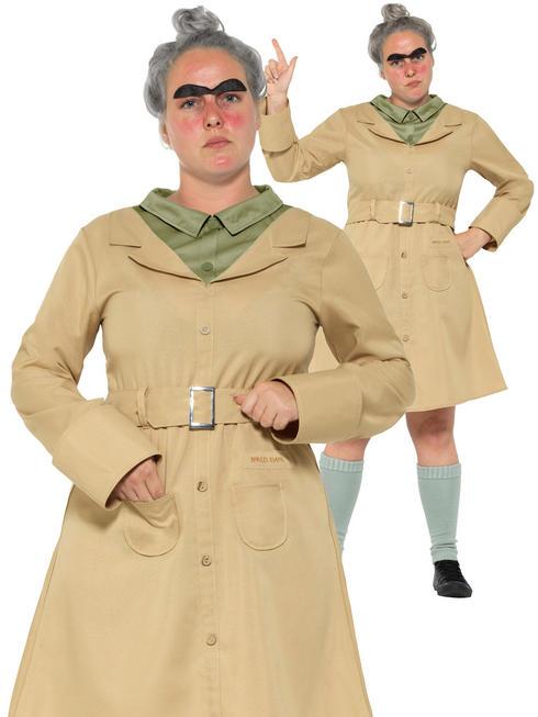 Ladies Roald Dahl Miss Trunchbull Costume