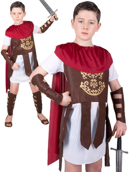 Boy's Roman Boy Costume