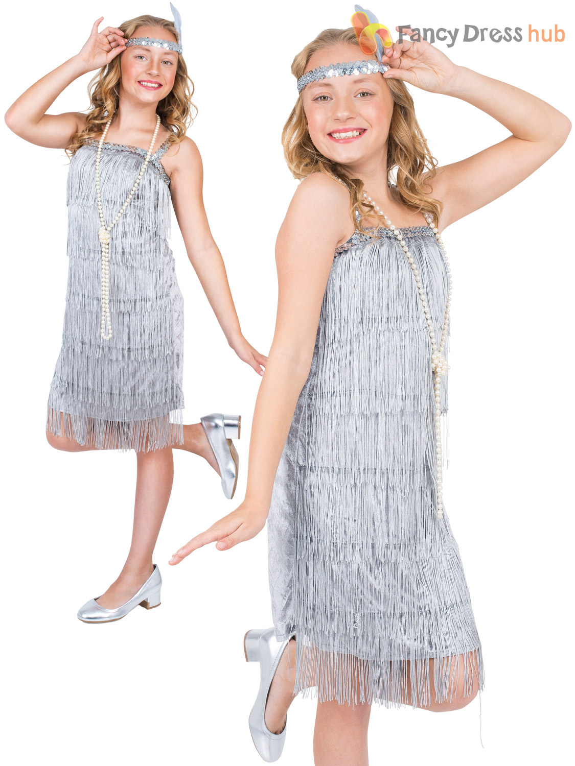 Girls-Silver-Flapper-Costume-Childs-1920s-Charleston-Fancy-Dress-Kids-Gatsby