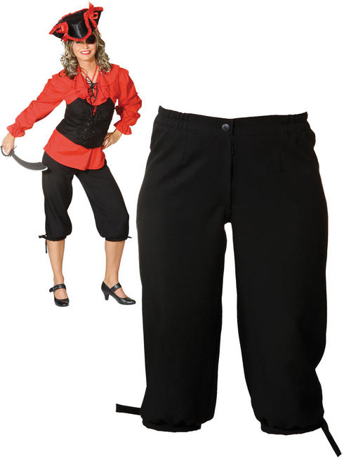 Ladies Breeches Costume