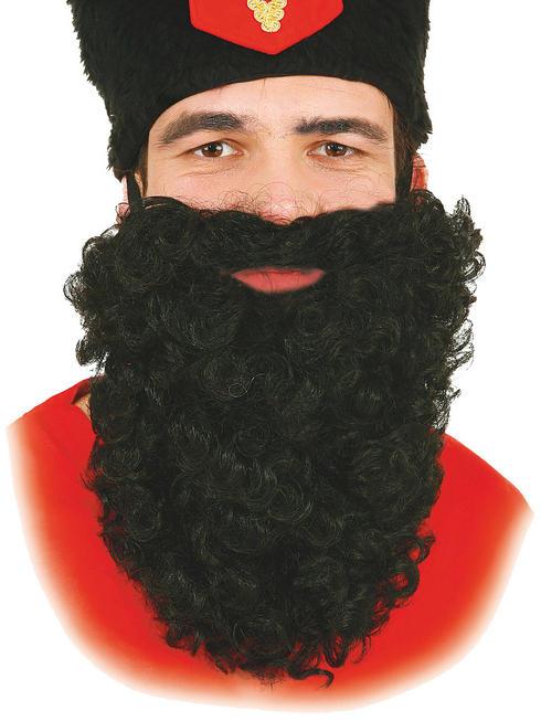 Adult's Black Beard