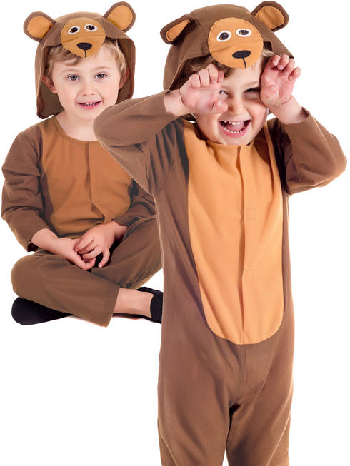 Child's Toddler Bear Costume