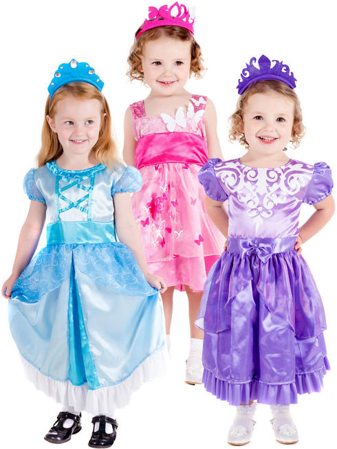 Girl's Toddler Princess Costume