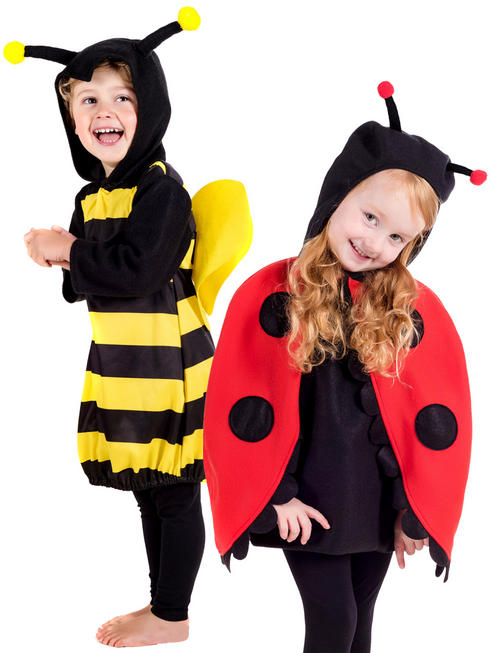 Child's Toddler Insect Costume