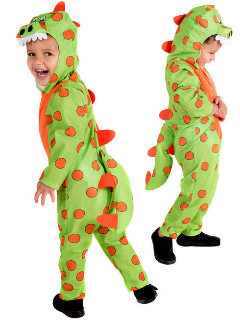 Child's Toddler Dinosaur Costume