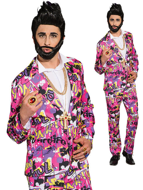 Men's Cool Suit Costume