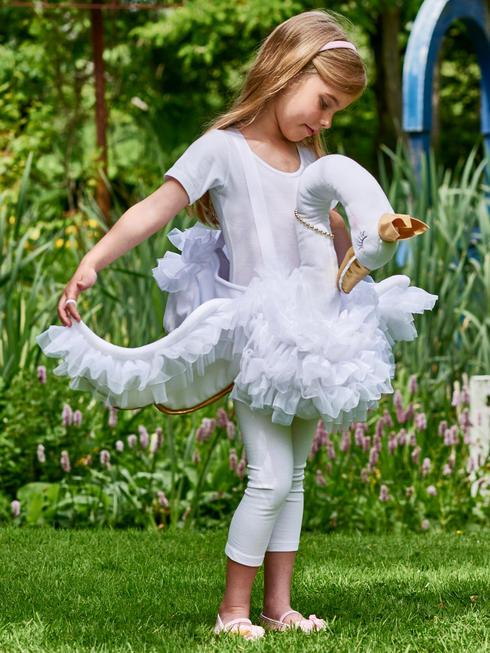 Child's Ride-On Swan Costume