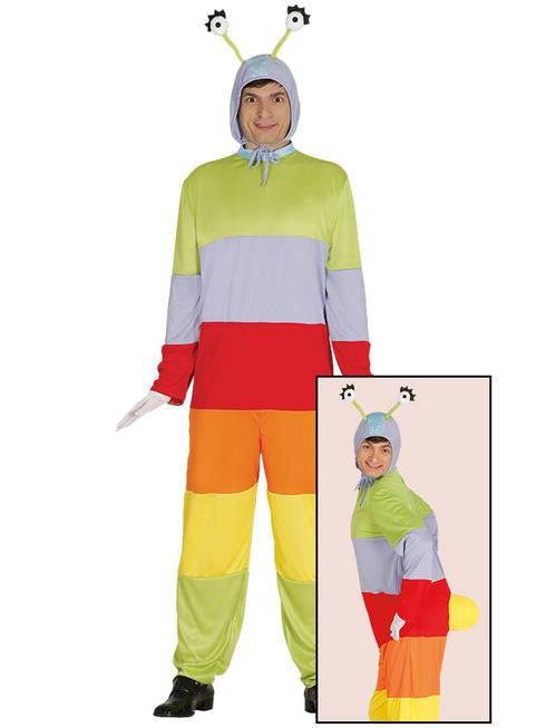 Men's Caterpillar Costume