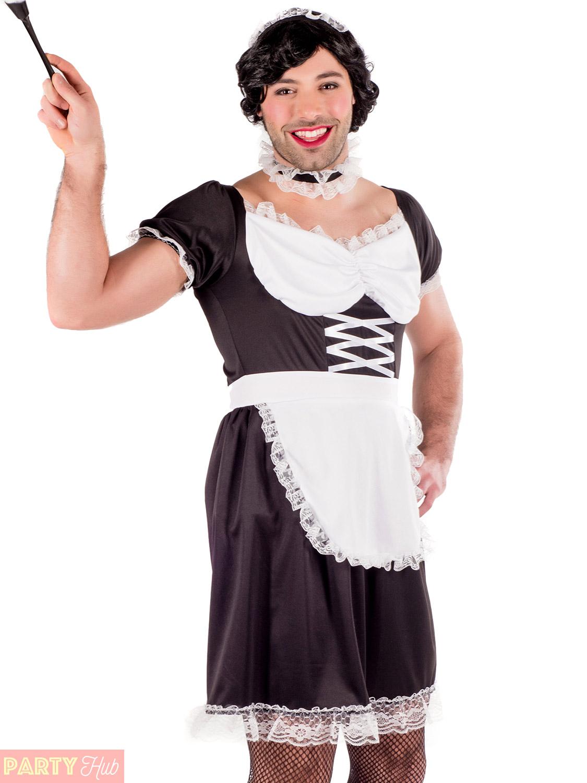 Male maid photos