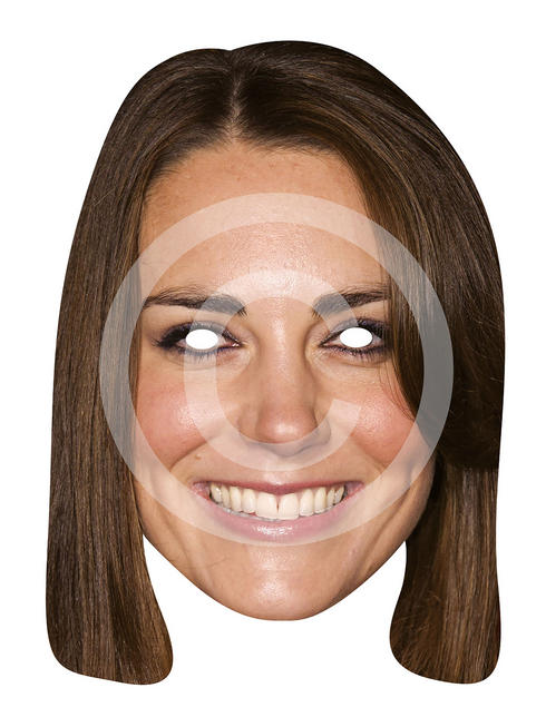 Adult's Duchess of Cambridge Card Mask