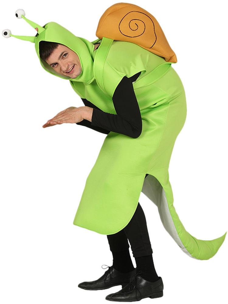 Adult's Novelty Snail Costume