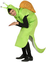 Adult's Novelty Snail Costume