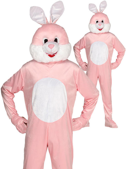 Adult's Novelty Rabbit Costume