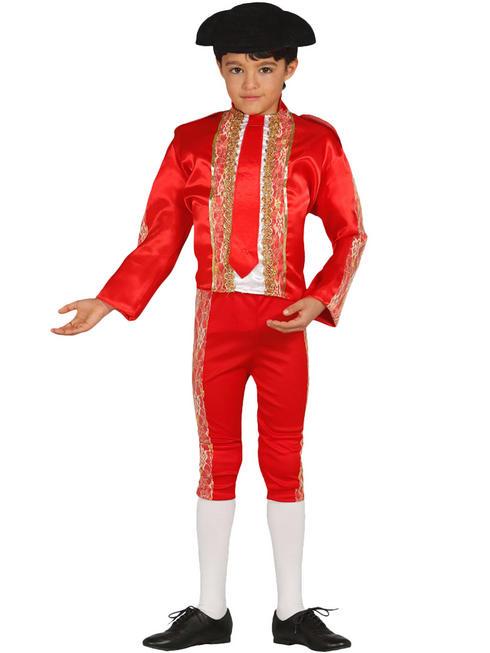 Boy's Bullfighter Costume